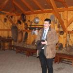 Pajtamúzeum épült Reziben